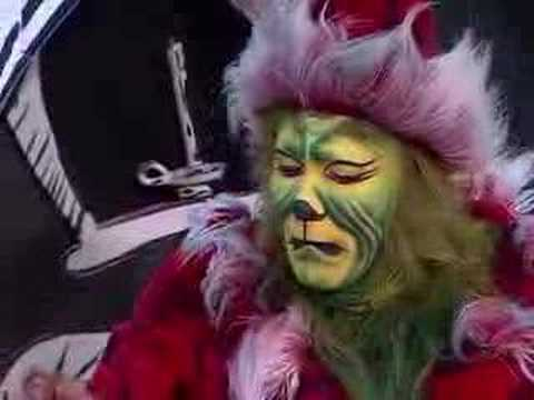 How The Grinch Stole The Show (CBS News)