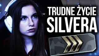 TRUDNE ZYCIE SILVERA | HISTORIA TYPOWEGO WBIJANIA GOLDA Z LUURE & WOROT