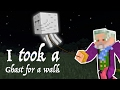 I took a Ghast for a walk - Minecraft bedtime story with The Wizard