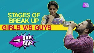 Stages Of Breakup: Girls VS Boys | Life Tak