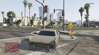 Grand Theft Auto V (Xbox 360) Free Roam Gameplay #2 [HD]
