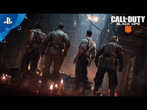 Call of Duty: Black Ops 4 Zombies – Blood of the Dead | PS4