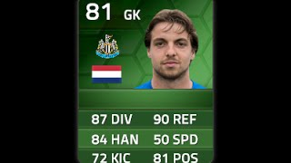 FIFA 14 | iMOTM TIM KRUL 81 In-Depth Review w/ Gameplay!