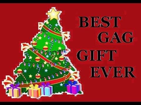 Best Gag Gift Ever - YouTube