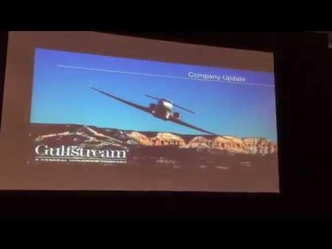 Gulfstream at NBAA