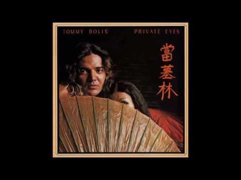 Tommy Bolin - Private Eyes (1976) (Dutch CBS vinyl) (FULL LP)