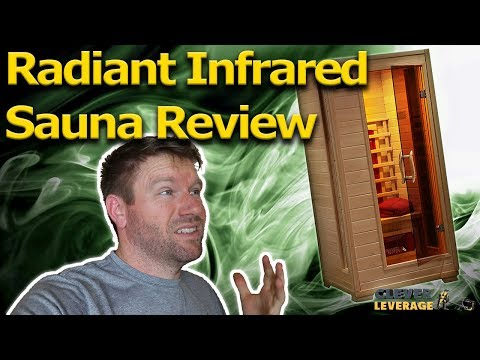 Radiant Sauna EMF Review - The Worst Infrared Sauna Ive Ever Tested