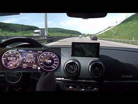 """Audi A3 e-tron: Rundfahrt rein elektrisch (mit """"Vollstrom"""" und """"Autopilot"""")"""