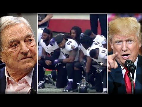 NFL KNEELERS JUST PARTNERED WITH SOROS & PLANNED PARENTHOOD TO DO THE UNTHINKABLE TO TRUMP