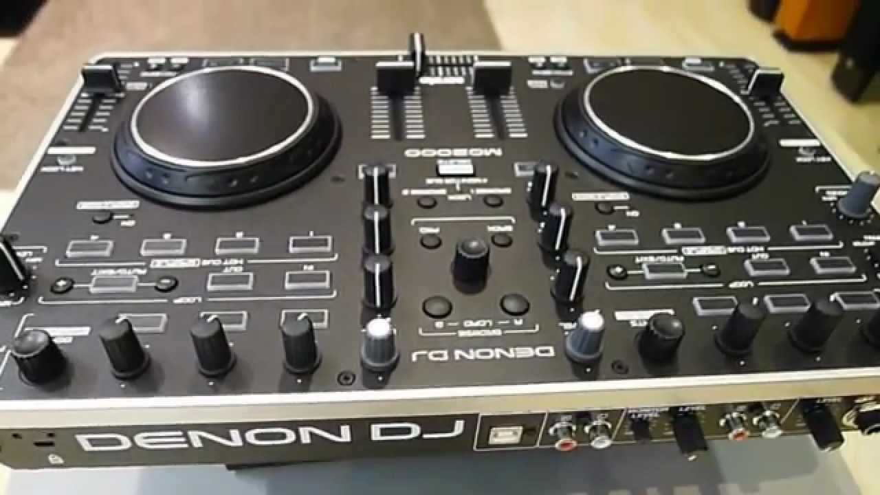 DENON DJ MC2000 ASIO WINDOWS 8 X64 TREIBER