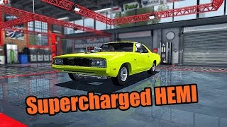 Car Mechanic Simulator 2015 70 DODGE CHARGER BUILD