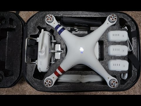 How to Modify a Hardshell Backpack for Phantom 3 Standard