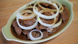 BISTEK | BEEF STEAK | THE BEST BEEF STEAK RECIPE