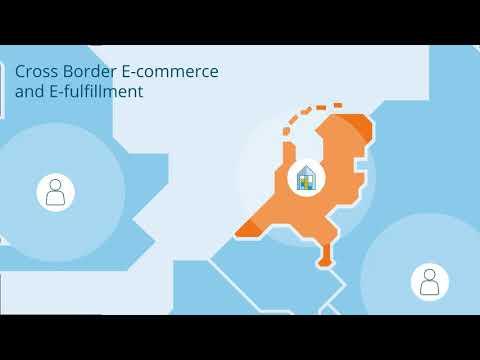 Holland International Distribution Council - Cross border E-commerce and E- fulfillment