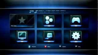 PSChannel 1.09 - PlayStationChannel - PS3 Homebrew Browser