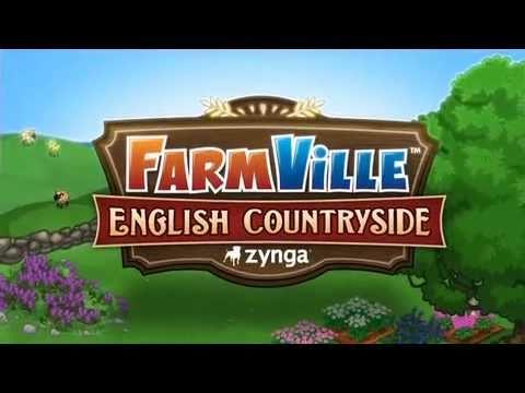 Anthony Richardson - OverVoice, FarmVille English Countryside