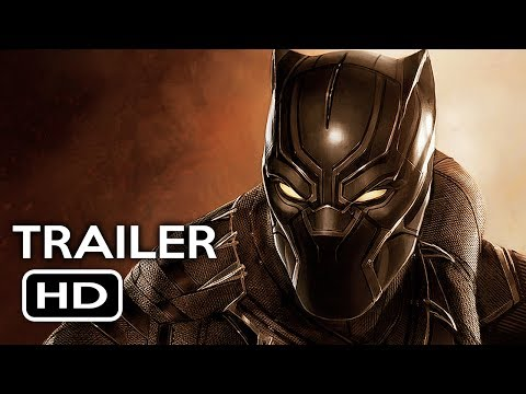 Thumbnail: Black Panther Official Trailer #1 (2018) Chadwick Boseman Marvel Movie HD