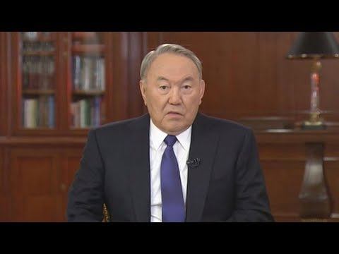 Kazakhstan's president lauds Belt and Road