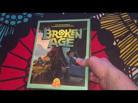 Unboxing Broken Age - Special Edition Big Box PC