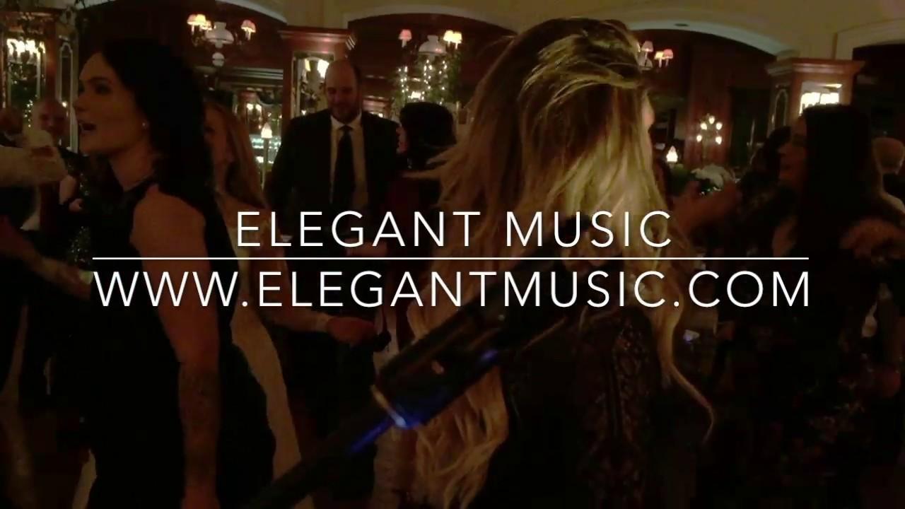Wedding Reception Dance Music @ Bistro Gardens DJ/MC Eric Zimmermann ...