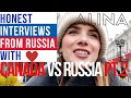 Alina Confronts The Russians