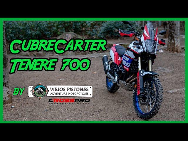 CUBRECARTER para TENERE 700 | Viejos Pistones - CrossPro