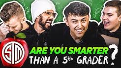 ARE YOU SMARTER THAN A 5TH GRADER? ft Beaulo, Geometrics, Merc, Achieved & Pojoman Rainbow Six Siege