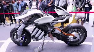 Top 5 AMAZING FUTURE BIKES INVENTION ✔ भविष्य की 5 सबसे अजीबोगरीब बाइक