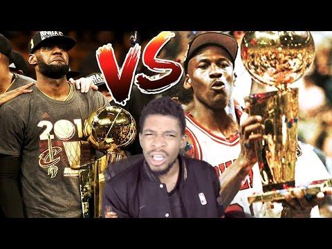 HOW LEBRON CAN PASS JORDAN AS THE GOAT OF THE NBA REACTION!