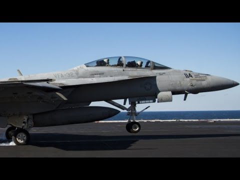 SUPERCARRIER USS Ford tests its NEW ADVANCED ARRESTING GEAR during latest FLIGHT DECK operations!