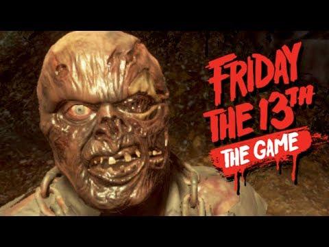 Friday The 13th The Game Gameplay German  Sie klauen meinen Job