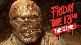 Friday The 13th The Game Gameplay German - Sie klauen meinen Job
