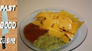 Recette facile : Sauce Cheese pour Nachos | FastGoodCuisine