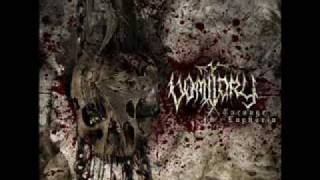 Vomitory - The Ravenous Dead