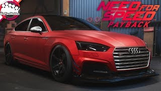 NEED FOR SPEED PAYBACK - Was erwartet dich hier zu NFS Payback? + Audi S5 Carbuild