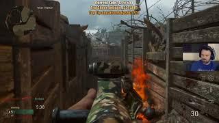 Call of Duty: WW II TDM gameplay March 12, 2018 pt8