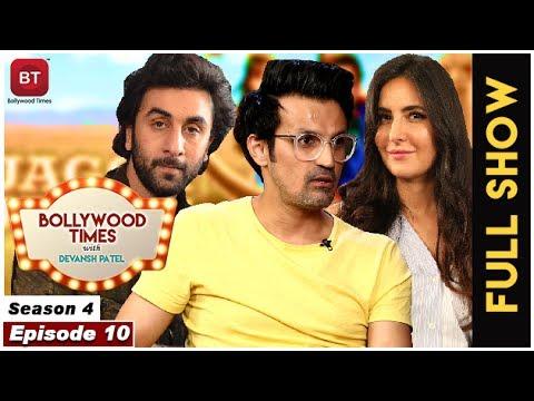 Ranbir Kapoor & Katrina Kaif talk Jagga Jasoos & more - Full Episode - Season 4 Episode 11