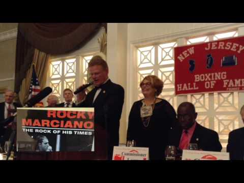 NJ Boxing Hall Of Fame Induction Video 1 17