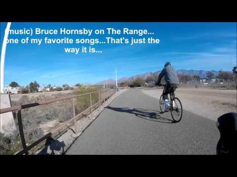 Tucson Bike Loop, The Rillito Loop