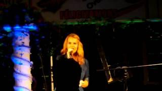 Katya Beauchamps Concours les Voix de PR 1er Edition J'men veux