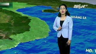 VTC14   Thời tiết cuối ngày 12/12/2017  Đà Nẵng đến Quảng Ngãi trời se lạnh về đêm và sáng