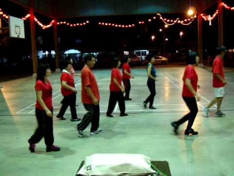 MAT NAI CHA CHA CHA ( Choreographed by Kenny Teh )