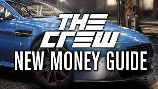 The Crew | Updated Money Guide! (Easy Money)