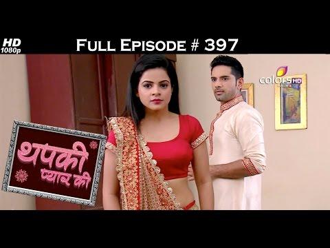 Thapki Pyar Ki - 4th August 2016 - थपकी प्यार की - Full Episode (HD)