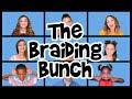 """The Braiding Bunch"" - Parody of ""The Brady Bunch"" by DeVol & Schwartz | Cute Girls Hairstyles"