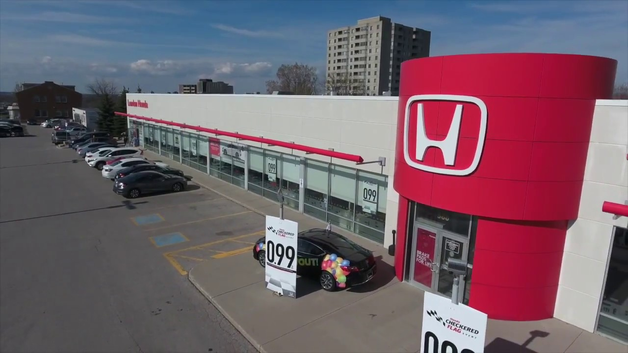 Honda London Ontario >> London Honda With You For The Long Run Voted 1 Honda Dealership In London Ontario