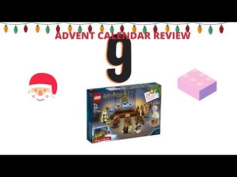LEGO HARRY POTTER ADVENT CALENDAR REVIEW #9