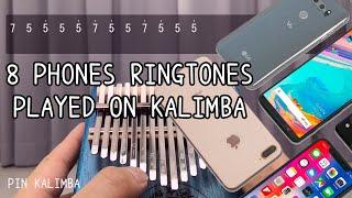NOKIA VIVO OPPO HUAWEI SAMSUNG IPHONE XIAOMI BLACKBERRY RINGTONES - KALIMBA TUTORIAL WITH TABS!