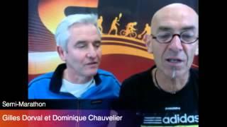 Vidéo conférence Semi-Marathon
