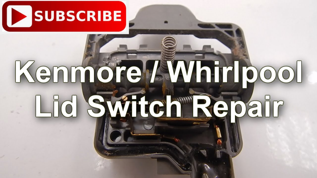 Kenmore Whirlpool Washer Not Spinning Repair The